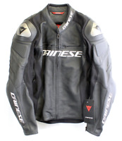 Dainese Racing 3 Perforated Jacket Size 58 PN 201533789-691-58