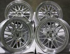 """19"""" SL MESH LM ALLOY WHEELS FITS AUDI A4 A5 A6 A7 A8 Q3 Q5 Q7 COUPE"""