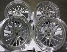 "Alufelgen X 4 19"" SL MESH RT passend für Audi A4 A5 A6 A7 A8 Q3 Q5 Q7 Coupe"