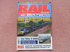 RAIL Issue 503 - Class 86s + Tyne Valley line + St Pancras transformation