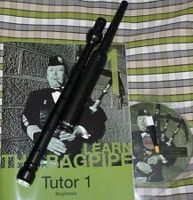 Starter book College of Piping learn highland bagpipe practice chanter reed
