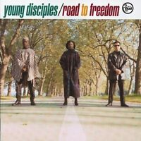 Young Disciples Road to freedom (1991) [CD]