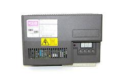 KEB Frequenzumrichter 07F0.200-1228 1,8KVA 0,75 KW
