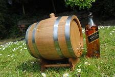 Bois 5 L Liters Fût De Chêne Vin Spirit,whisky,bourbon Express 24 De Hauteur