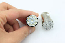 4pcs 6V 1156 ba15s 9 LED SMD White Car Bulb Light Brake/Turn/Tail /Reverse