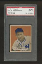 1949 Bowman Rae Scarborough #140 PSA NM 7