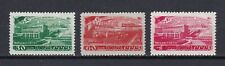 Russia stamp #1277 - 1279, MHOG, VVF, 1948, SCV $45