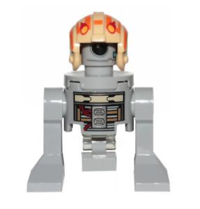 Lego Bucket (R1-J5) 75240 Astromech Droid Resistance Star Wars Minifigure