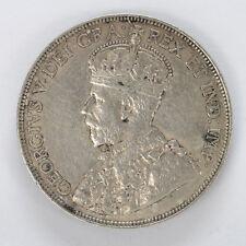 1913 Canada Silver Half Dollar George V Km25 - XF #01282101g
