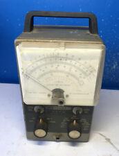 Heathkit Vtvm Model 1m 11 Vacuum Tube Voltmeter As Is