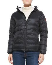 Canada Goose Camp Hoody Lightweight Puffer Down Jacket NWT Size XL Black