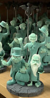 Disney Parks Haunted Mansion Hitchhiking Ghosts Photo Clip Frame Figure GITD New