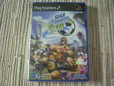 SEGA SOCCER SLAM PLAYSTATION 2 PS 2 NUEVO Y PRECINTADO