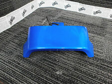 Suzuki GSX750 F 1989 95 Tail piece Joiner Frame Seat Panel Middle Plastic Blue