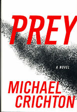Prey by Michael Crichton - 2002 Unread First Edition First Print Hardcover - New