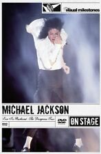 Michael Jackson - Live In Bucharest - The Dangerous Tour (DVD, 2005)