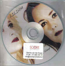 Liliam-when I sleep Promo cd single