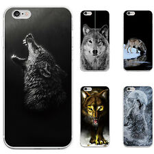 Wolf 3D Print Phone Case Cover for iPhone 6 7 Plus Samsung Galaxy S6 S7 Eyeful