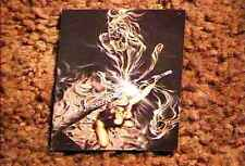 ART OF HEAVY METAL TRADING CARD BLACK MAGIC #2  COMIC IMAGES 1995  VF/NM