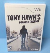 Tony Hawk's Proving Ground (Nintendo Wii, 2007) BRAND NEW FACTORY SEALED