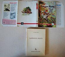 Longue Piste Roland DENIS & REF Alsatia Signe de Piste 1959 René FOLLET