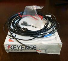 Keyence PS-52 Photoelectric Sensor Switch *NEW*
