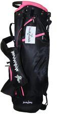Molhimawk Stand Bag 2.0-Neon Line Coral Pink
