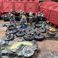 Necromunda Hired Guns, Beasts and Bounty Hunters, commission painted