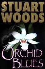 Orchid Blues (Holly Barker Novels) by Stuart Woods