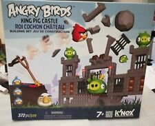 Angry Birds King Pig Castle  k'NeX brand new in box