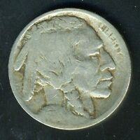 UNITED STATES 1914 BUFFALO NICKEL COIN AS SHOWN