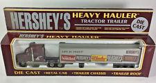 K-Line Hershey's Chocolate Bar Heavy Hauler Semi Tractor Trailer Truck Train
