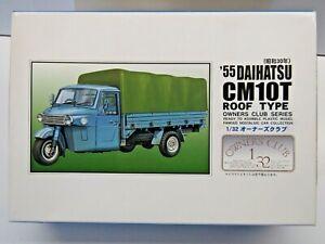 "ARII 1:32 Scale ""Owners Club"" '55 Daihatsu CM10T Roof Type Model Kit - Kit #51"