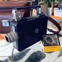 Eastman KODAK CINE Magazine Vintage Film Movie Camera Anastigmat 25mm f/1.9 Lens