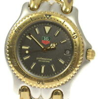 TAG HEUER s/el S95.206K Date gray Dial Quartz Men's Watch_554205