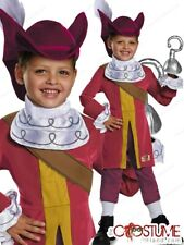Pirate Boy Toddler Deluxe Costume Kids Ahoy Matey Costume Ship Captain Party New