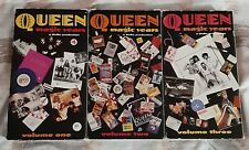 Lot Of 3 Queen Magic Years 1, 2, & 3 Vhs Tapes
