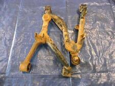 SUZUKI QUADMASTER 500 2001 RIGHT FRONT UPPER AND LOWER A ARMS FRAME