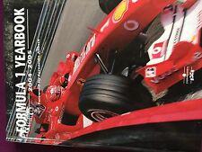 LIVRE L ANNEE FORMULE 1 2004 2005 PREFACE ALONSO RENAULT FERRARI  MCLAREN