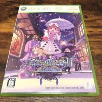 XBOX 360 Death Smiles 2 II X Makai Merry Christmas Japan Import