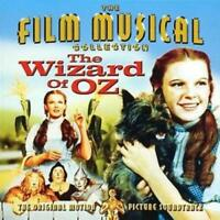 FILM MUSICAL COLLECTION ~ The Wizard of Oz NEW SEALED CD ORIGINAL SOUNDTRACK