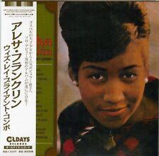 ARETHA FRANKLIN WITH THE RAY BRYANT COMBO-S/T-JAPAN MINI LP CD BONUS TRACK C94