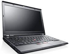 Lenovo Thinkpad X230 12,5'' HD Notebook Intel Core i5 2,60GHz 4GB RAM ohne HDD