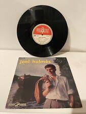 Joel Holmes 33 RPM Vinyl Record