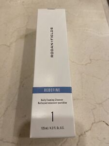 Rodan + and Fields Upgraded Redefine Daily Clay Cleanser STEP1 4.2oz/125ml New