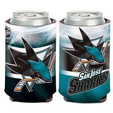 San Jose Sharks Can Cooler 12 oz.. NHL Koozie