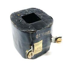 TB80-10 Clark Coil, 440 V/60 Hz, 208 V-220 V/25 Hz