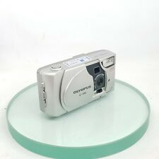 Olympus C-100 Digital Camera 1-3 mega pixel - Silver TESTED TAKES AA BATTERY#985