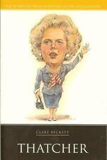 THATCHER by Clare Beckett 2006 Paperback