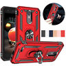 For LG Aristo 2/Phoenix 4/Fortune 2/ Military Shockproof Armor Cover Hybrid Case